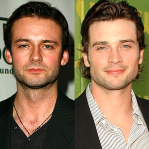 Callum Blue, Tom Welling
