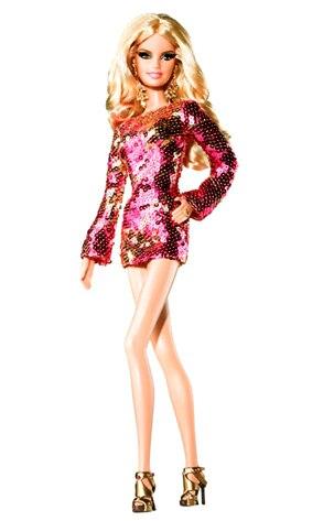 Heidi Klum, Barbie Doll