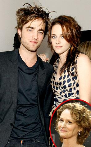 Robert Pattinson, Kristen Stewart, Melissa Leo