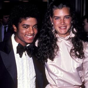 Michael Jackson, Brooke Shields
