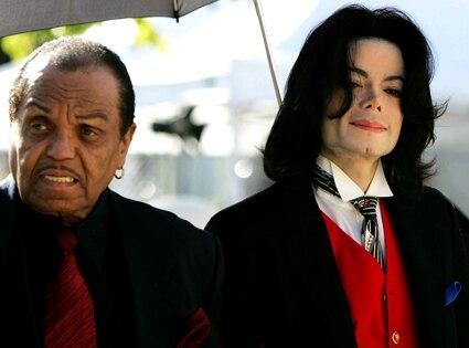 Michael Jackson, Joe Jackson