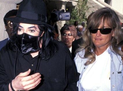 Michael Jackson, Debbie Rowe