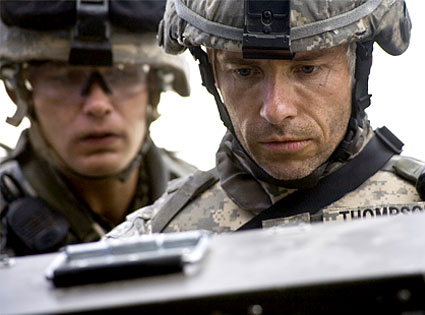 The Hurt Locker, Guy Pierce