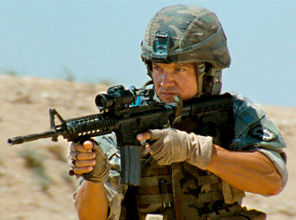 The Hurt Locker, Jeremy Renner