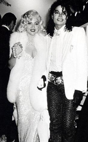Michael Jackson , Madonna