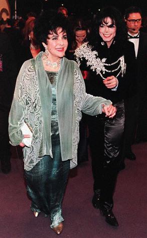 Elizabeth Taylor, Michael Jackson
