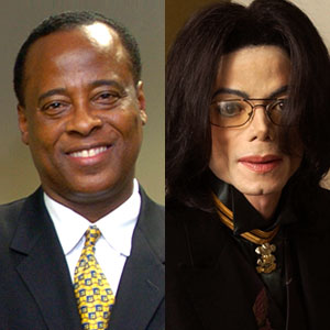 Dr. Conrad Robert Murray, Michael Jackson