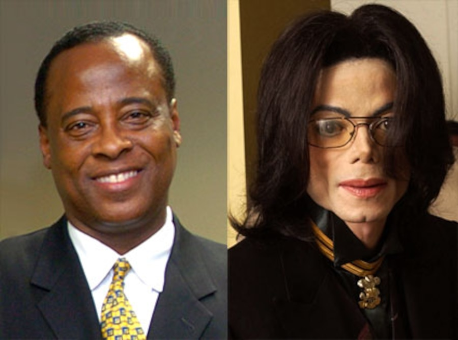 Dr. Conrad Robert Murray, Michael Jackson