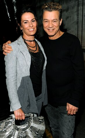Eddie Van Halen, Janie Liszewski
