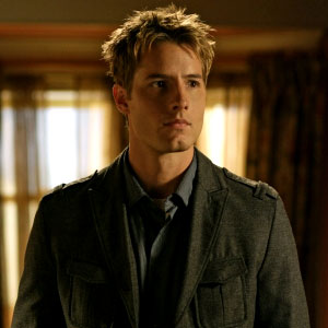 Justin Hartley, Smallville