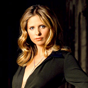 Sarah Michelle Gellar, Buffy the Vampire Slayer