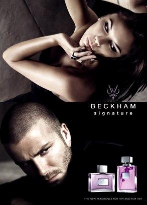 David Beckham, Victoria Beckham, Beckham Signature
