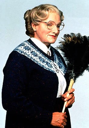 Robin Williams, Mrs. Doubtfire