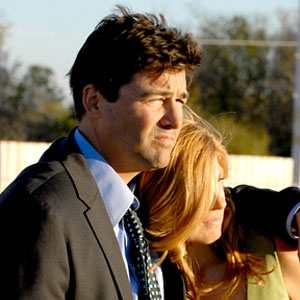 FNL, Connie Britton, Kyle Chandler