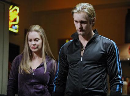 True Blood, Alexander Skarsgard, Kristin Bauer