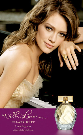 Hilary Duff, With Love, Fragrance