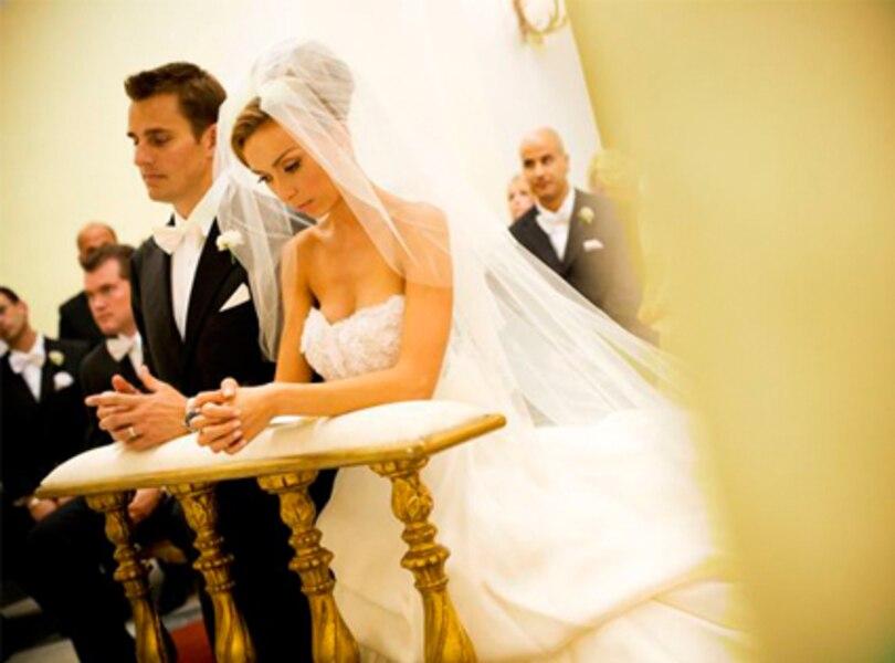 Gina sanchez wedding