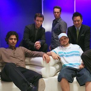 Adrian Grenier, Kevin Connolly, Rex Lee, Kevin Dillion, Jerry Ferrara, Entourage