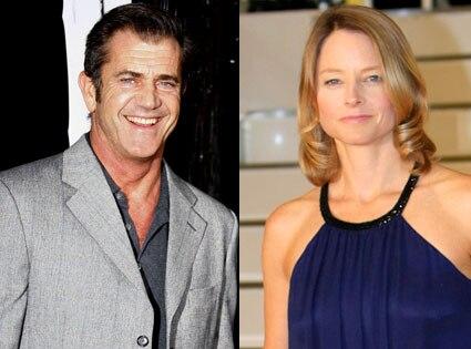 Mel Gibson, Jodi Foster