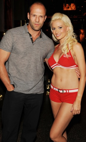Jason Statham, Holly Madison