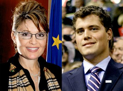 Sarah Palin, Levi Johnston