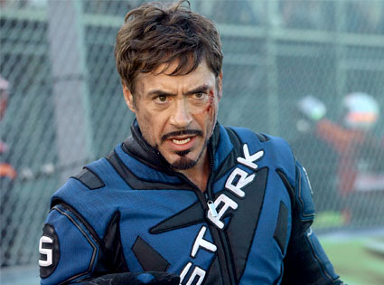 Robert Downey Jr, Iron Man 2
