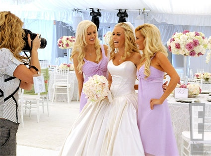 Holly Madison, Bridget Marquardt, Kendra Wilkinson