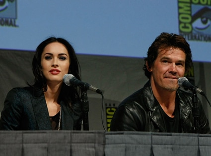 Megan Fox, Josh Brolin