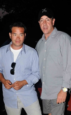 Jon Gosselin, Michael Lohan
