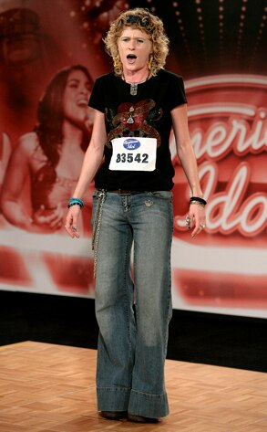 Alexis Cohen, American Idol