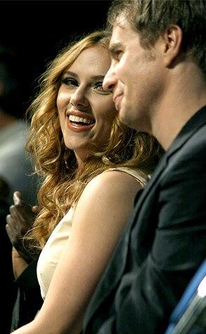 Scarlett Johansson, Sam Rockwell