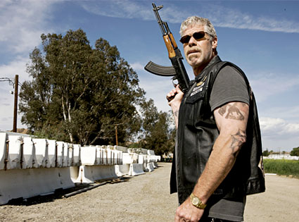 Sons of Anarchy, Ron Perlman