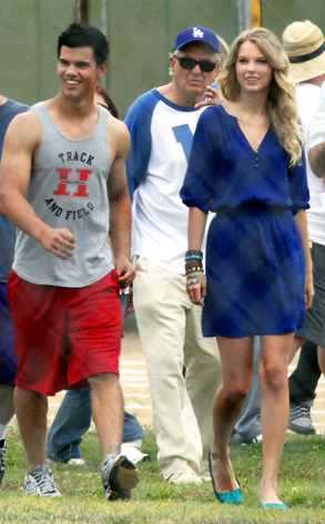 Taylor Lautner, Taylor Swift