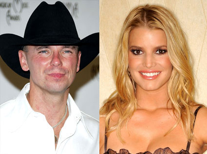 Kenny Chesney, Jessica Simpson