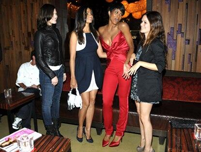 Mandy Moore, Camila Alves, Ciara, Rachel Bilson