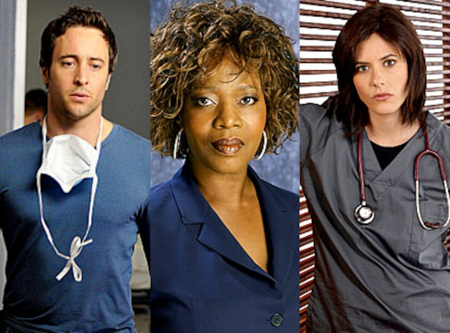 Three Rivers, Alex O'Loughlin, Alfre Woodward, Katherine Moenning