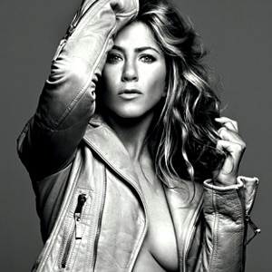 Jennifer Aniston, Elle Magazine (inside)