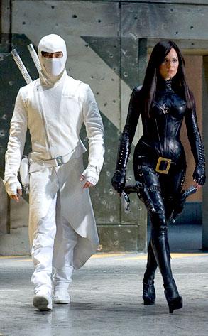 G.I. Joe: The Rise of Cobra, Byung-hun Lee, Sienna Miller
