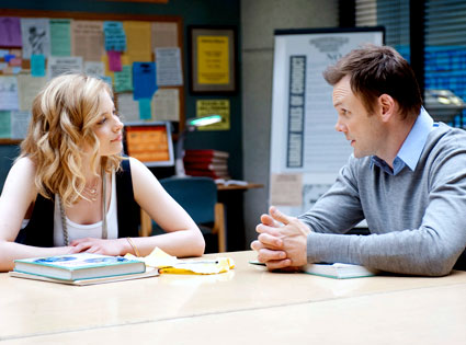 Gillian Jacobs, Joel McHale, Community