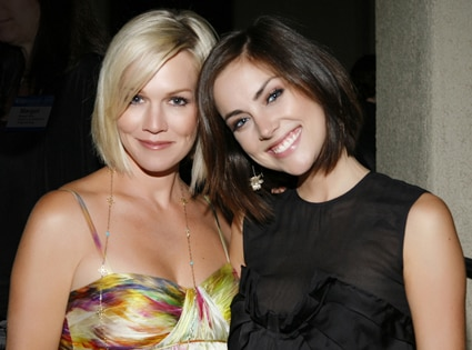 Jennie Garth, Jessica Stroup