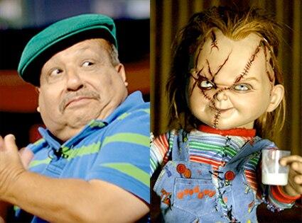 Chuy Bravo, Chucky