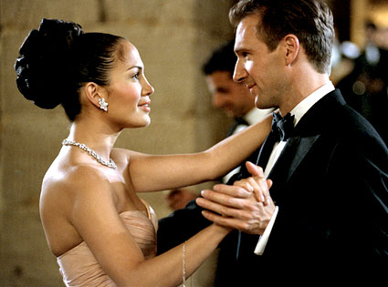 Jennifer Lopez, Ralph Fiennes, Maid in Manhattan