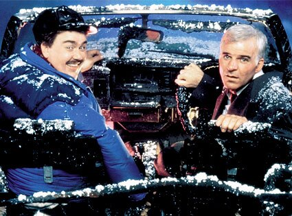 John Candy, Steve Martin, Planes, Trains and Automobiles