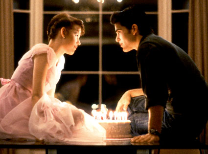 Molly Ringwald, Michael Scheffing, Sixteen Candles