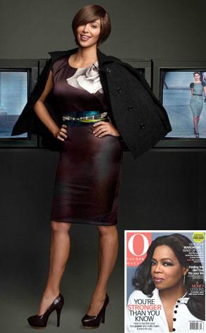 Kim Kardashian, O magazine