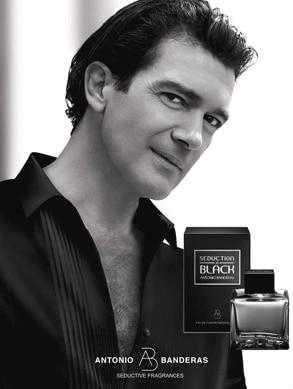 Antonio Banderas, Seduction in Black