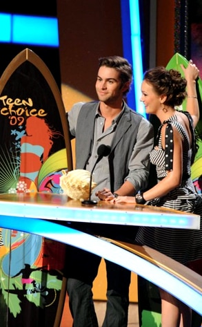 Chace Crawford, Leighton Meester