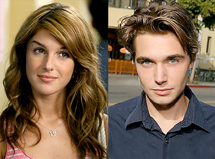 Shenae Grimes, Zachary Ray Sherman