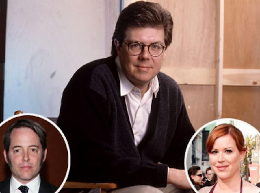 John Hughes, Matthew Broderick, Molly Ringwald