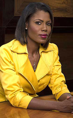 Omarosa, The Apprentice